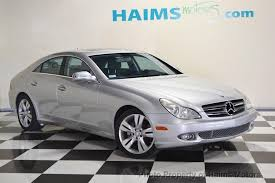 2010 mercedes cls 550 2009 used mercedes cls class cls550 4dr coupe 5 5l at haims