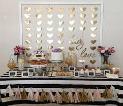 white and gold baby shower 52b9de285912f212ec2027e2f2450119 jpg 736 636 mothers
