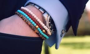 mens bracelet styles images Trashness men 39 s fashion blog part 139 jpg