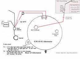 delco alternator wiring diagram 6 wiring diagram