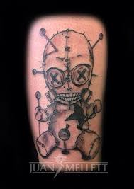voodoo doll pin up tattoos pictures to pin on pinterest tattooskid