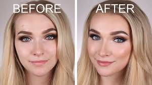 anastasia beverly hills contour kit before and after youtube