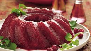 so simple cranberry gelatin salad recipe bettycrocker