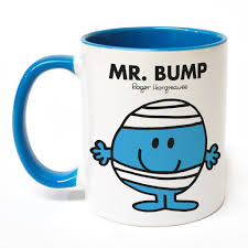 personalised bump large porcelain colour handle mug u2013 shop