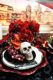 Halloween Entertaining - diy halloween table decorations loversiq