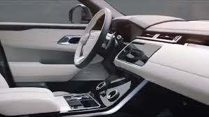 velar land rover interior range rover velar 2017 price release date pictures and specs