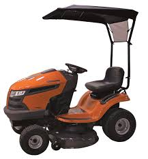 amazon com husqvarna 531308322 universal lawn tractor sun shade