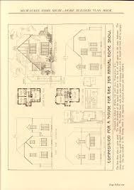 house builder plans home builders plan book house plans 1900 1930s pinterest