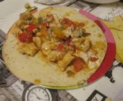 cuisine mexicaine fajitas fajitas de poulet recette de fajitas de poulet marmiton