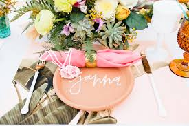 Table Shower Near Me Sunny So Cal Love Bridal Shower Inspiration U2022
