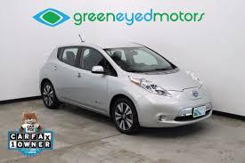 nissan leaf eco mode 2014 nissan leaf sl green eyed motors
