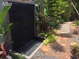 transformed garden in bang na bangkok thai garden design