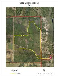 Map Of Plantation Florida by Deep Creek Preserve Florida Hikes