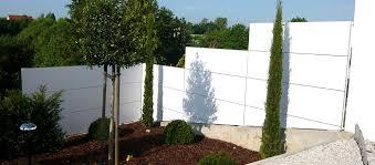 Trennwand Garten Glas Sichtschutz Gardomo Design Gartenhäuser