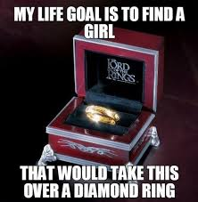 One Ring To Rule Them All Meme - one ring to rule them all