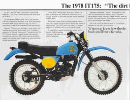 yamaha it175d