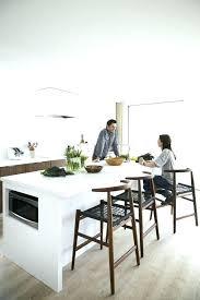 chaise ilot cuisine table ilot cuisine haute charmant table ilot cuisine haute 1 table