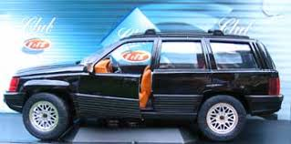jeep cherokee toy all things jeep 1996 jeep grand cherokee limited diecast black 1