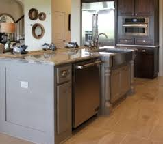 Kitchen Island Post Island Archives Burrows Cabinets Central Texas Builder Direct