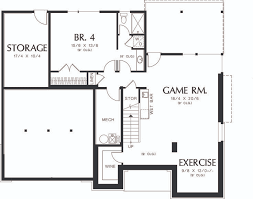 www houseplans com prairie style house plan 4 beds 3 5 baths 3651 sq ft plan 48