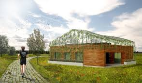 our new eco wooden prefab homes are now on the market