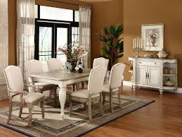 two tone dining table set coventry two tone rectangle dining room furniture riverside two tone