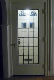 leaded glass door repair i done this thing almost watch me paint