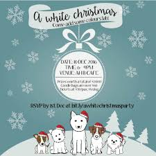 event a white christmas party 10 dec 2016 vanillapup
