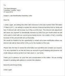 financial hardship letter how to write a hardship letter sample