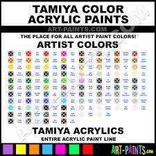 tamiya color acrylic paint colors tamiya color paint colors