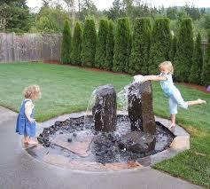 Backyard Water Feature Ideas Backyard Water Fountains Ideas Peaceful Design 15 Best 25