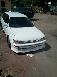 toyota wagon 1999 toyota corolla wagon for sale in kingston jamaica for