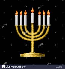 hanukah candles hanukkah candles all candle lite on the traditional hanukkah golden