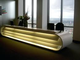 Modern Office Reception Desk Office Design Office Reception Table Designs Modern Office
