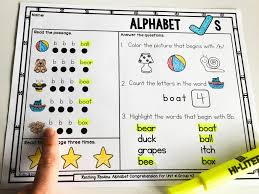 creative ways to learn and practice the alphabet proud to be primary