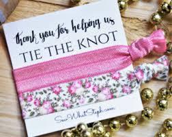The Knot Favors by Tie The Knot Wedding Favors Bridal Shower Favors Pretzel