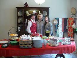 holy trinity episcopal church christmas tea