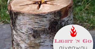 light and go bonfire cotton pickin cute light n go bonfire log giveaway marshmallows