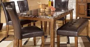 Casual Dining Room Table Sets Furniture City Suriname Marble Dining Tables Marble Dining Room