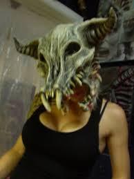 Deer Head Halloween Costume Wendigo Costume Skull Mask