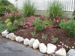 Rocks For The Garden Adding Large Rocks To Edge The Garden Area Hometalk