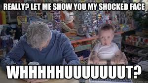 Shocked Face Meme - shocked face memes quickmeme