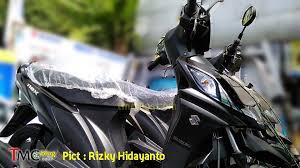 membuat lu led headl motor penakan facelift suzuki nex 2017 yang elegan sepertinya