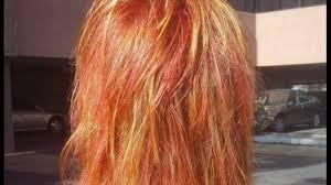 toning orange hair how youtube