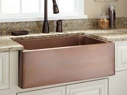 kitchen marvelous farmhouse sink copper faucet oil rubbed bronze