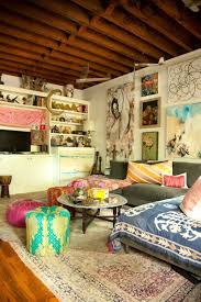 Hippie Home Decorating Ideas Hippie Home Decor To The Rooms Were Very Chaotic And Irregular