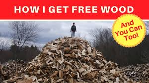 Wood Lathe Projects For Free by How To Get Free Wood For Wood Turning And Woodworking Youtube