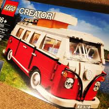 lego volkswagen t1 camper van images tagged with legovwt1 on instagram