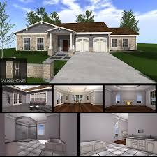 cloverleaf home interiors the cloverleaf ii mesh family home galland homes