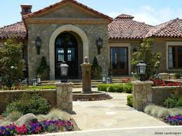 Courtyard Ideas Spanish Hacienda Style Homes Courtyard Designs Front Entry Latest